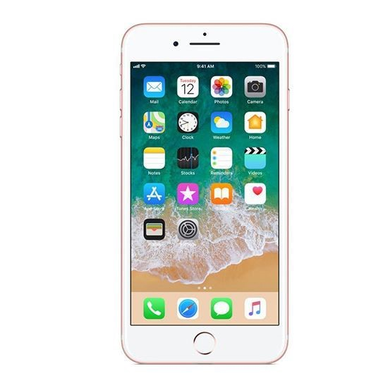 Изображение Apple iPhone 7 Plus 32GB Rose Gold White