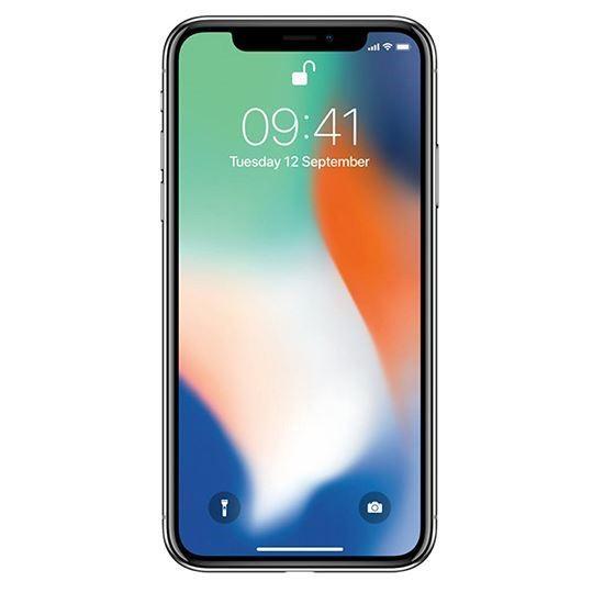 Изображение Apple iPhone X 64GB Silver