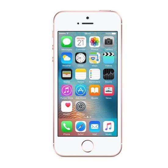 Изображение Apple iPhone SE 32GB Rose Gold White