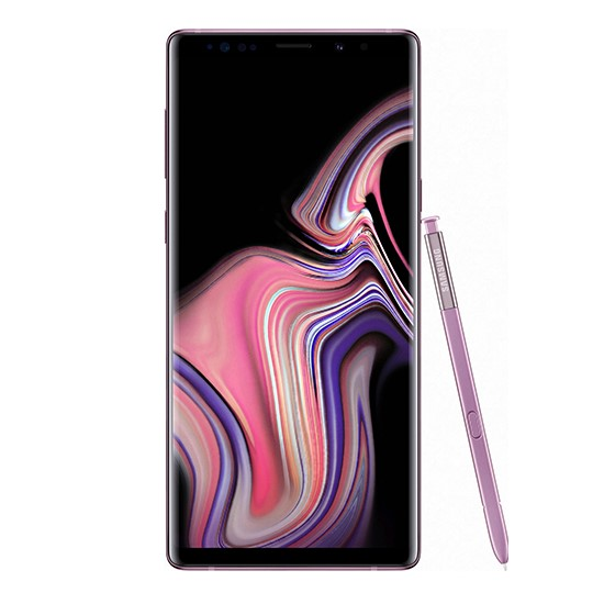 Samsung Galaxy Note 9 6GB RAM 128GB LTE N960FD Purple