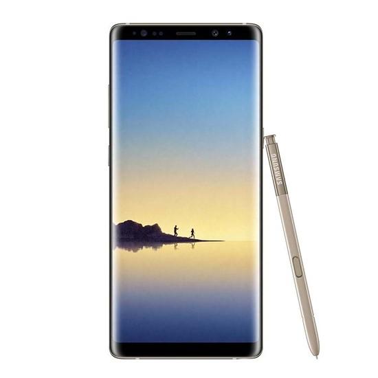 Samsung Galaxy Note 8 6GB RAM 64GB LTE N950FD Gold