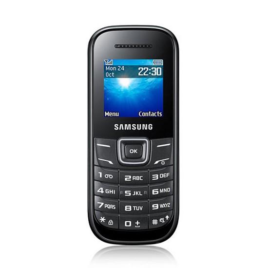 Изображение Samsung E1205 Black