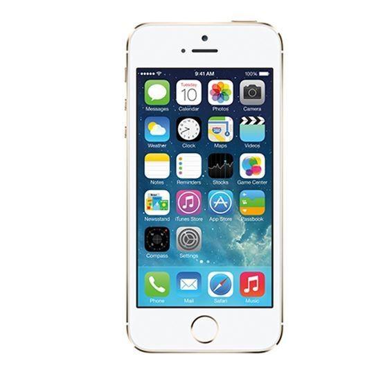 Изображение Apple iPhone 5S 16GB Gold