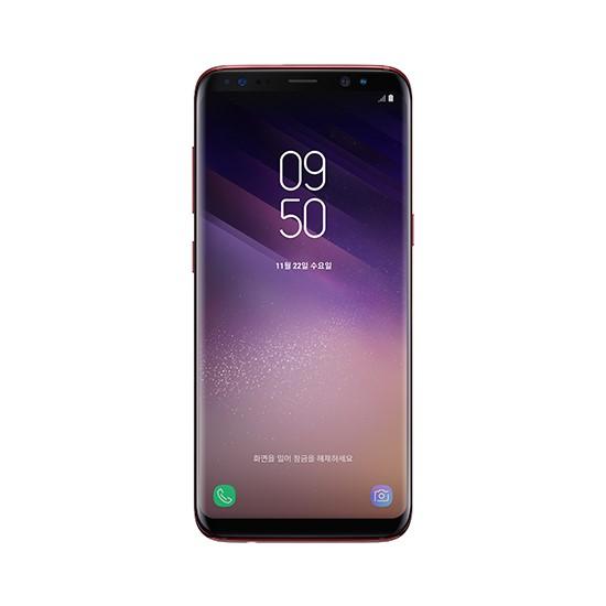 Samsung Galaxy S8 4GB RAM 64GB LTE G950FD Red