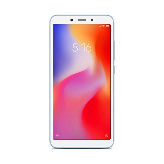 Xiaomi Redmi 6A Global Version 2GB RAM 16GB LTE Blue