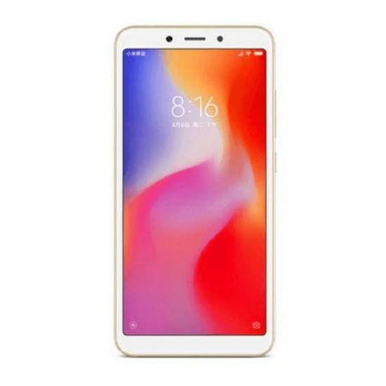 Изображение Xiaomi Redmi 6 Global Version 4GB RAM 64GB LTE Gold