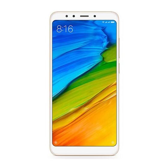 Xiaomi Redmi 5 Global Version 2GB RAM 16GB LTE Gold