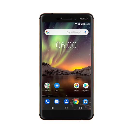 Nokia 6.1 3GB RAM 32GB LTE 2018 Black