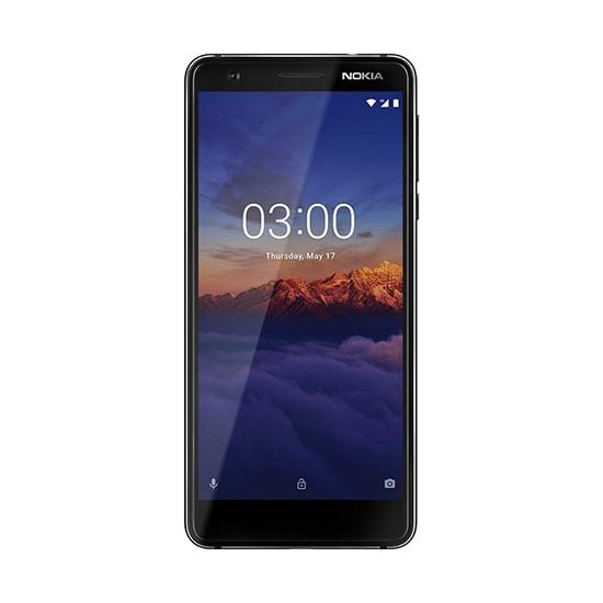 Nokia 3.1 2018 LTE Black
