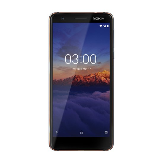 Nokia 3.1 2018 LTE Blue