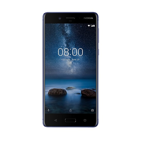 Nokia 8 4GB RAM 64GB LTE Polished Blue
