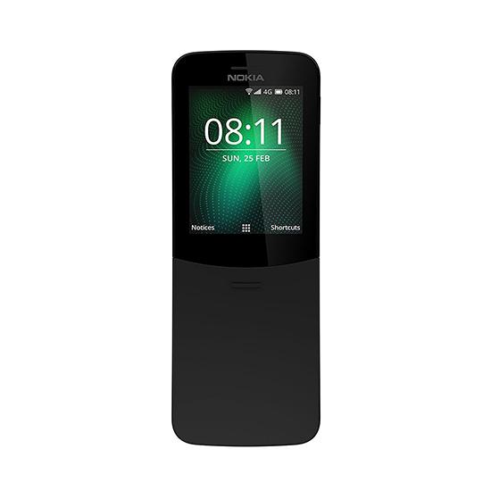 Nokia 8110 4GB Black