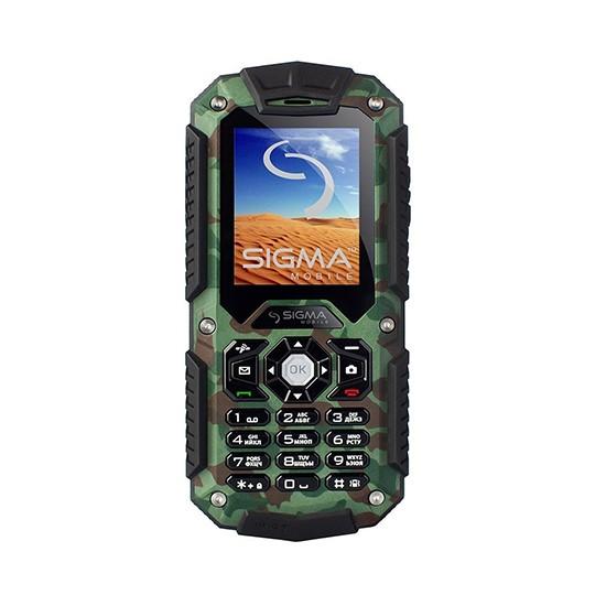 Sigma X-Treme IT67 Khaki