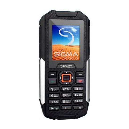 Sigma X-Treme IT68 Black