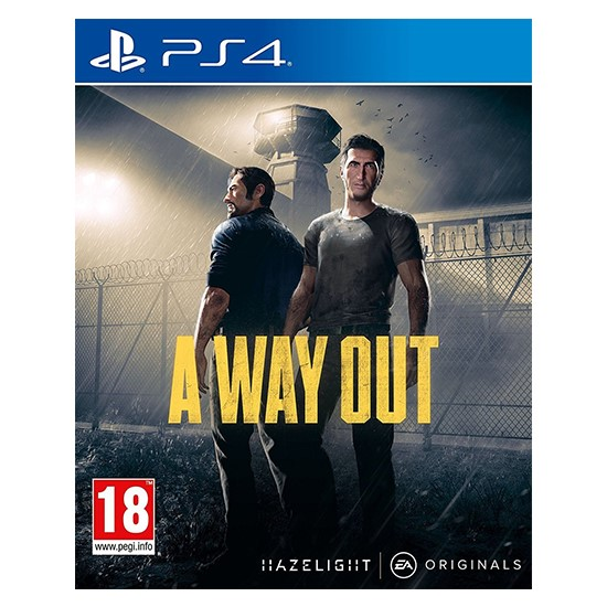 Изображение A Way Out for PS4