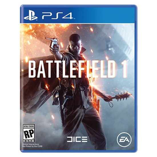 Battlefield 1 for PS4