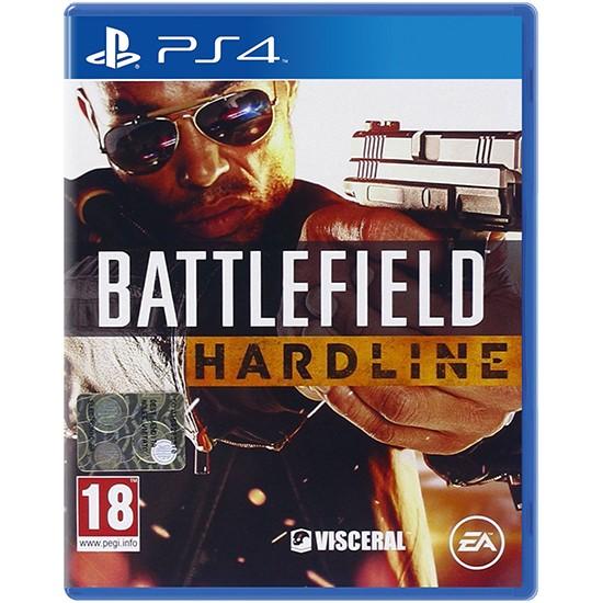 Battlefield Hardline for PS4