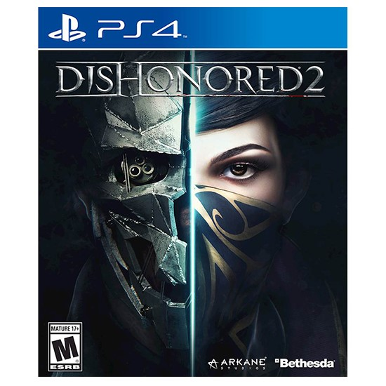 Изображение Dishonored 2 for PS4