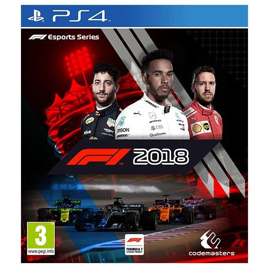 Изображение F1 2018 for PS4
