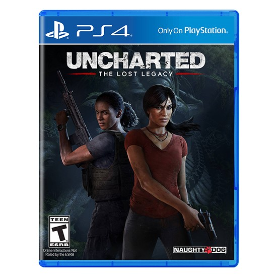 Изображение Uncharted The Lost Legacy for PS4