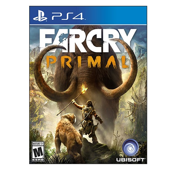 Изображение Far Cry Primal for PS4