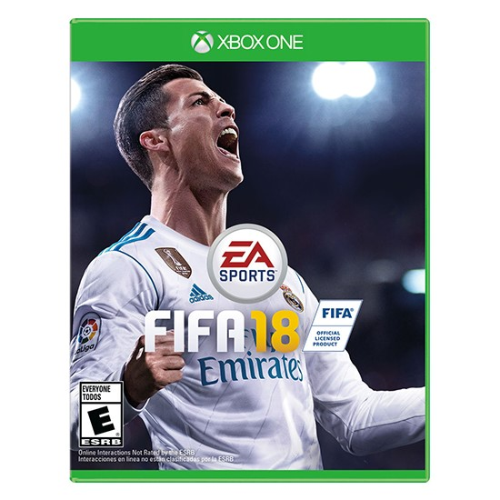 Fifa 2018 for XBOX