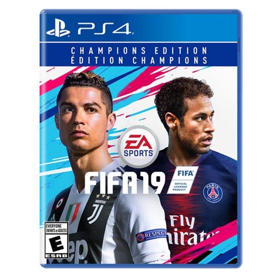 Fifa 2019 Champions Edition for PS4