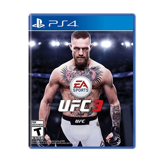 Изображение UFC 3 for PS4