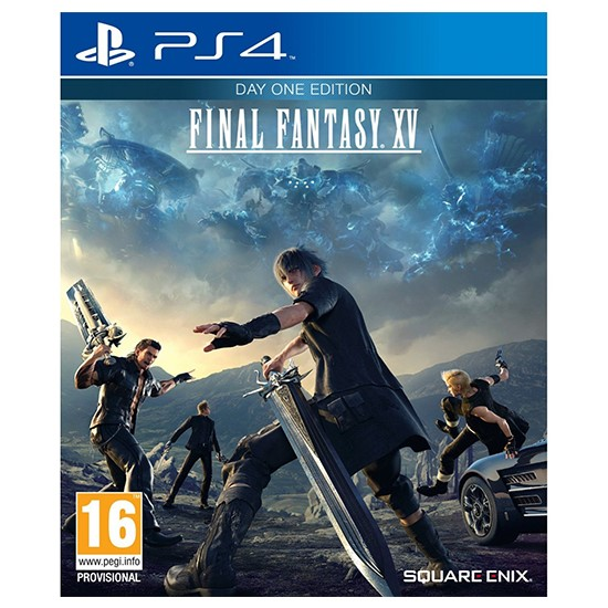 Изображение Final Fantasy XV for PS4