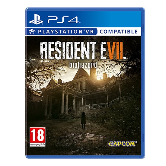 Изображение Resident Evil 7 Biohazard for PS4
