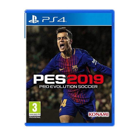 PES 2019 for PS4