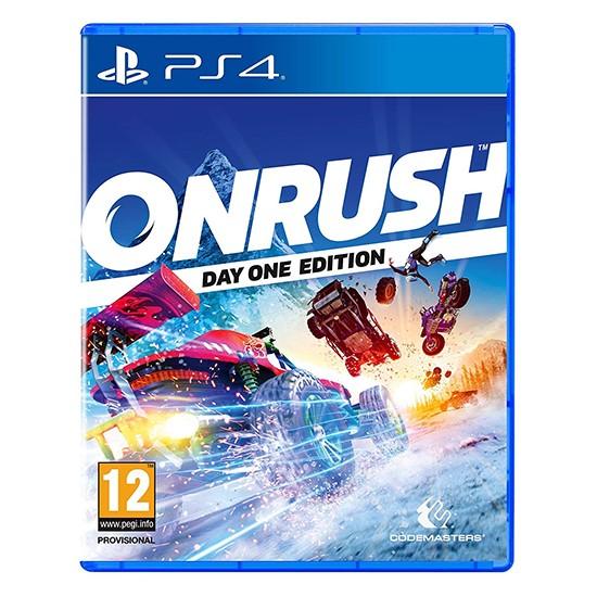 Изображение Onrush Day One Edition for PS4