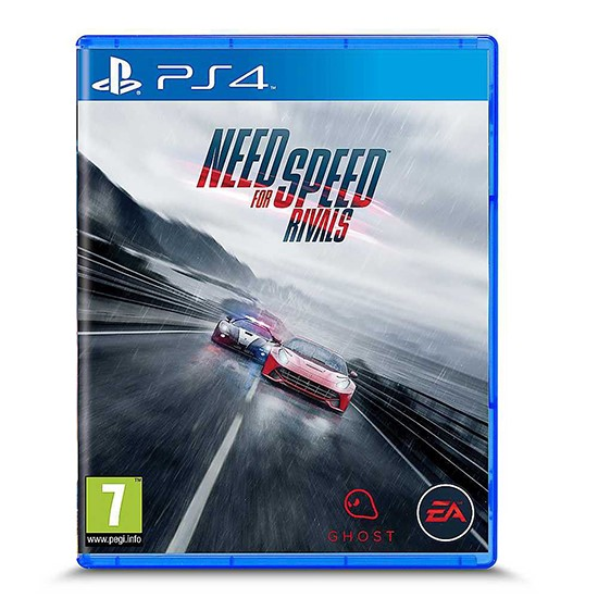 Изображение Need for Speed Rivals for PS4
