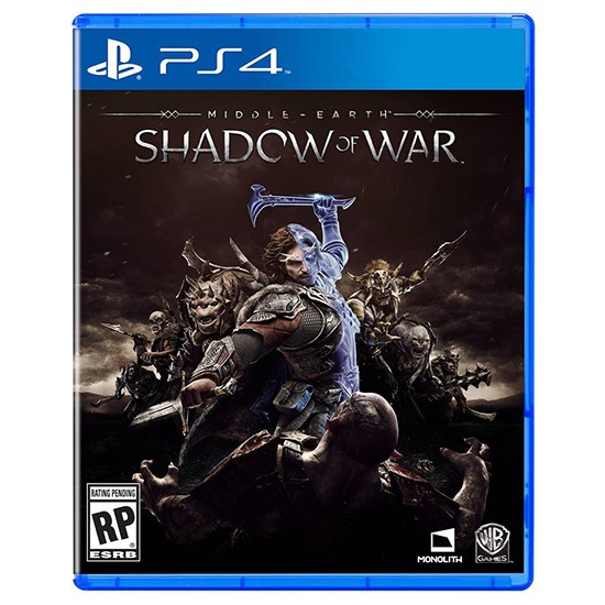 Shadow War for PS4