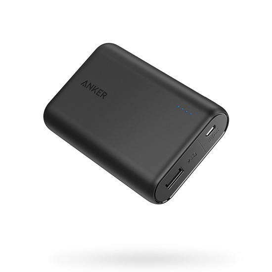 Anker PowerCore Speed 10000mAh with Quick Charge 3.0 A1266 black