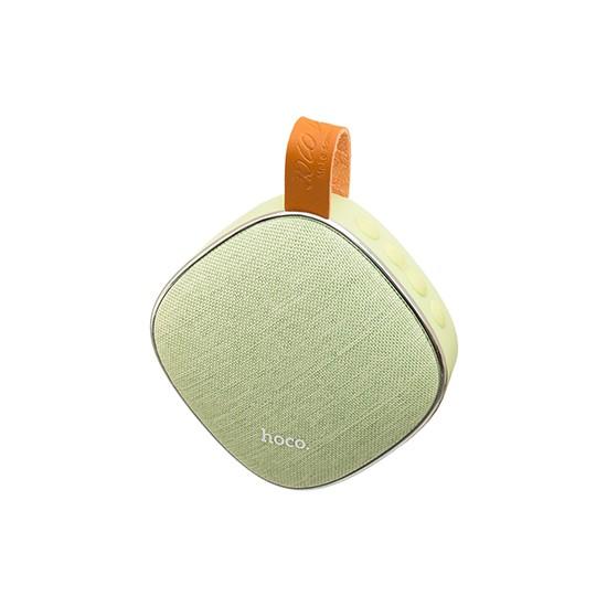 Hoco BS9 Wireless Speaker green