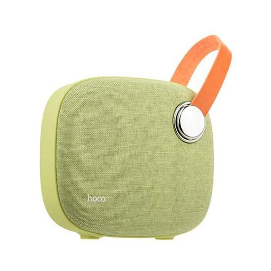 Hoco Plain Textile Desktop BS8 Wireless Speaker green