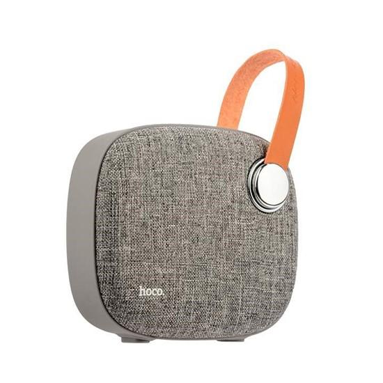 Изображение Hoco Plain Textile Desktop BS8 Wireless Speaker grey