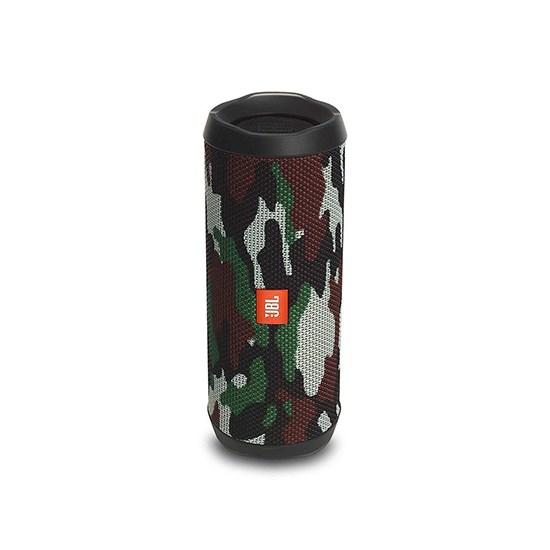 JBL FLIP 4 Portable Bluetooth Speaker Camouflage