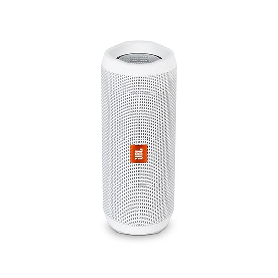 JBL FLIP 4 Portable Bluetooth Speaker white