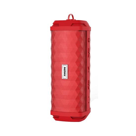 Изображение Remax Outdoor waterproof RB-M12 Bluetooth Speaker red