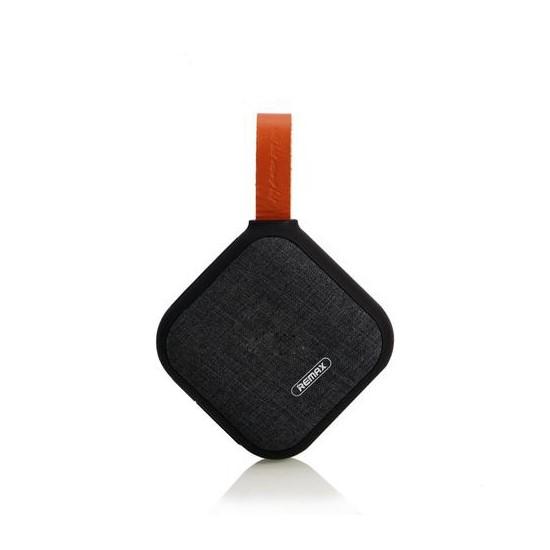 Remax Portable Fabric RB-M15 Bluetooth Speaker black