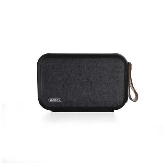 Remax Portable Fabric RB-M17 Bluetooth Speaker black