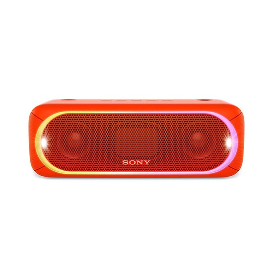 Sony BASS SRS-XB30 Wireless Speaker red