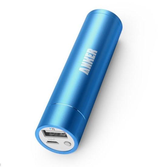Anker PowerCore+ mini 3350mAh Portable Charger Blue