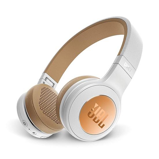 JBL Wireless on-ear headphones Duet BT Silver