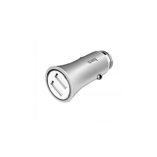 Изображение Hoco Car Charger Z8A silver