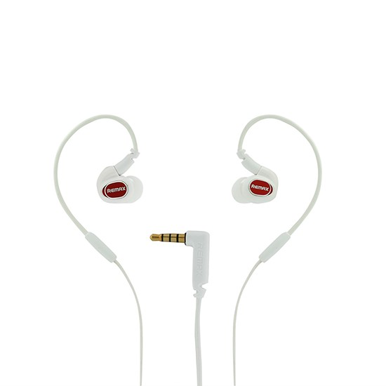 Remax Sporty Bluetooth Earphone RB-S8 white