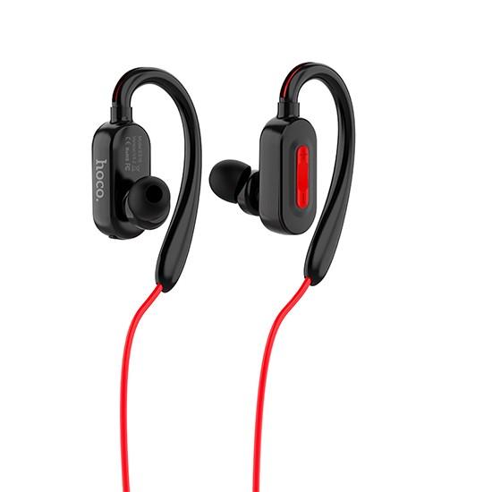 Hoco Crystal Sound Sporting Wireless Earphone ES16 black