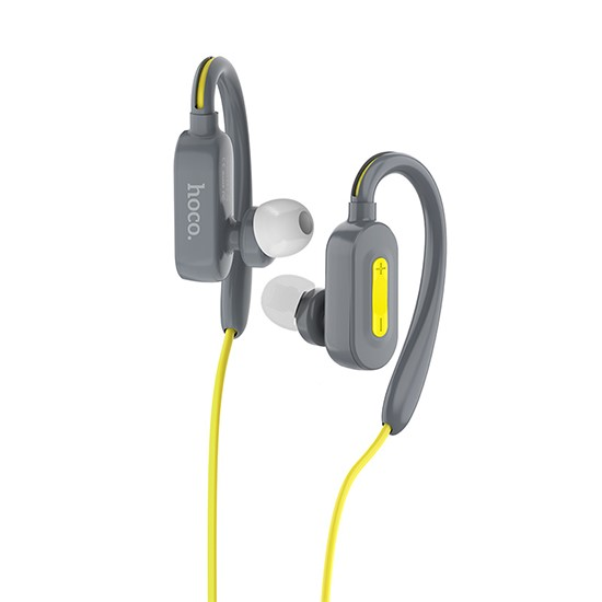 Hoco Crystal Sound Sporting Wireless Earphone ES16 grey